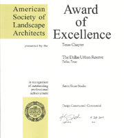 American Society of Landscape Architect